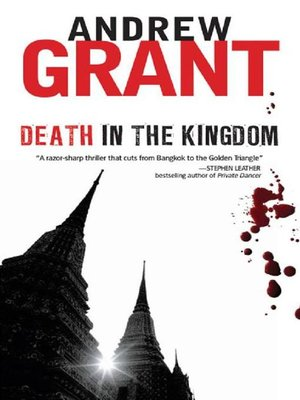 cover image of Death in the Kingdom