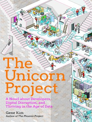 cover image of The Unicorn Project