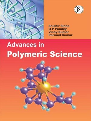cover image of Advances In Polymeric Science (Recent Trends In Polymeric Science and Technology)