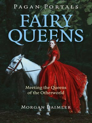cover image of Pagan Portals--Fairy Queens