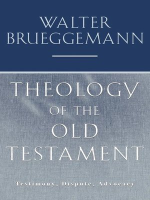 cover image of Theology of the Old Testament
