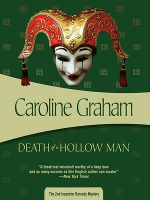 cover image of Death of a Hollow Man