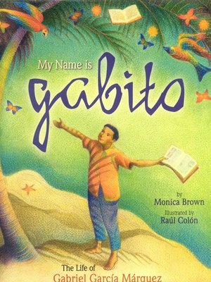 cover image of My Name is Gabito (English)