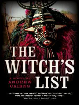 cover image of The Witch's List