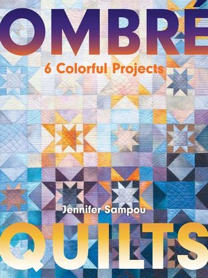 cover image of Ombré Quilts
