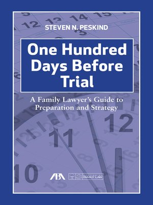 cover image of One Hundred Days Before Trial