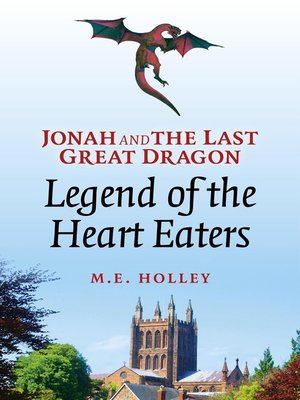 cover image of Jonah and the Last Great Dragon
