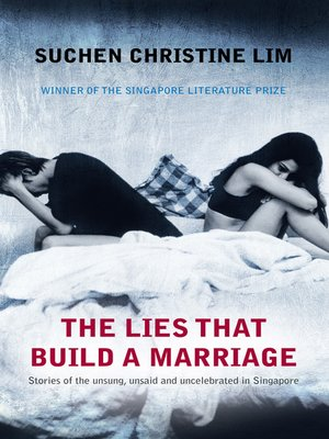 cover image of The Lies That Build A Marriage