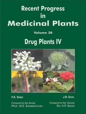 cover image of Recent Progress In Medicinal Plants (Drug Plants IV)