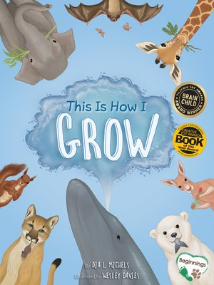 cover image of This Is How I Grow