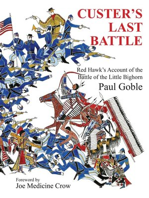 cover image of Custer's Last Battle