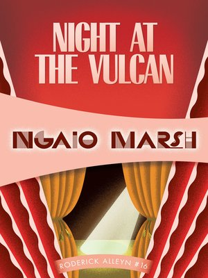 cover image of Night at the Vulcan