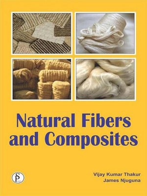 cover image of Natural Fibers and Composites