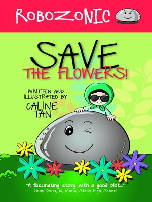 cover image of Save the Flowers