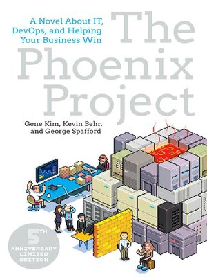 cover image of The Phoenix Project