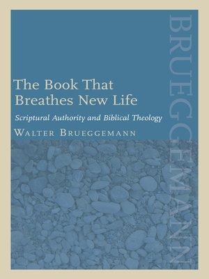 cover image of The Book that Breathes New Life