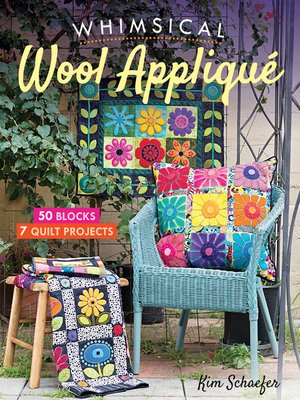 cover image of Whimsical Wool Appliqué
