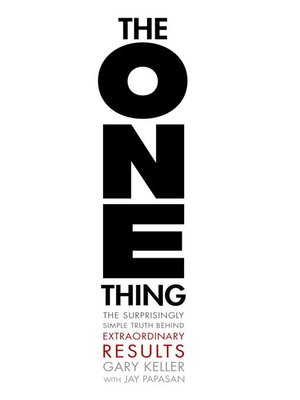 cover image of The ONE Thing