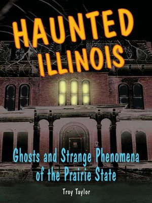 cover image of Haunted Illinois