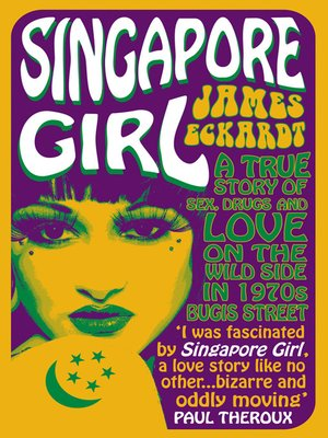 cover image of Singapore Girl