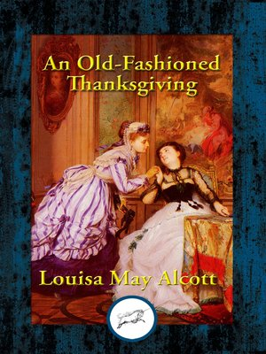 cover image of An Old-Fashioned Thanksgiving