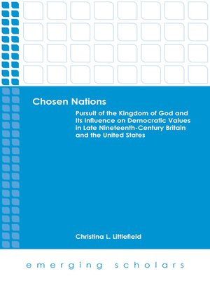 cover image of Chosen Nation