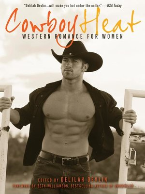 cover image of Cowboy Heat