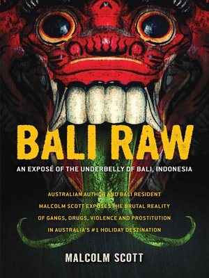 cover image of Bali Raw