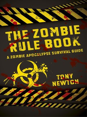 cover image of The Zombie Rule Book