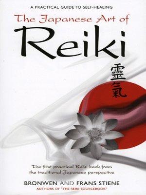 cover image of Japanese Art of Reiki