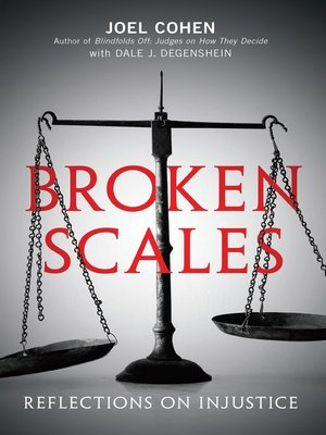 cover image of Broken Scales