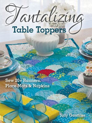 cover image of Tantalizing Table Toppers