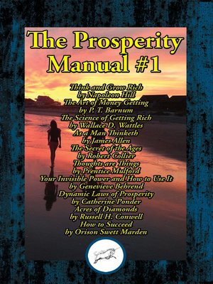 cover image of The Prosperity Manual #1