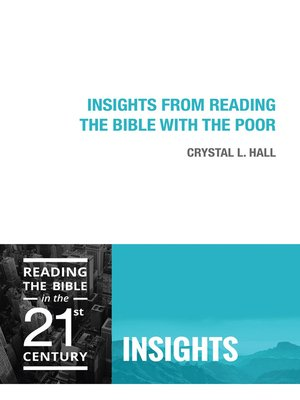 cover image of Insights from Reading the Bible with the Poor