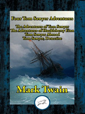 cover image of Four Tom Sawyer Adventures