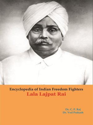 cover image of Encyclopedia of Indian Freedom Fighters Lala Lajpat Rai