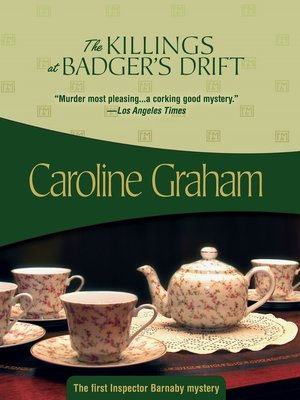 cover image of The Killings at Badger's Drift