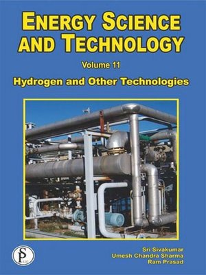 cover image of Energy Science and Technology (Hydrogen and Other Technologies)
