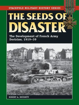 cover image of The Seeds of Disaster