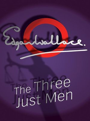 cover image of The Three Just Men