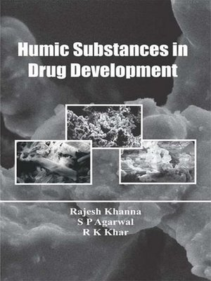 cover image of Humic Substances In Drug Development
