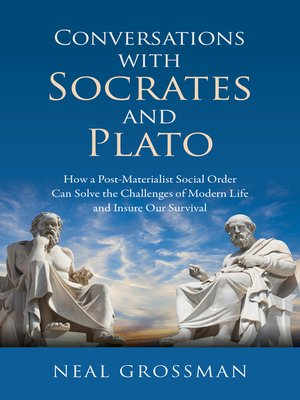 cover image of Conversations with Socrates and Plato