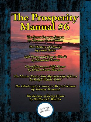 cover image of The Prosperity Manual #6