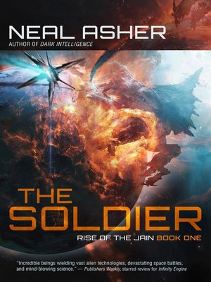 cover image of The Soldier