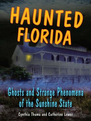 cover image of Haunted Florida