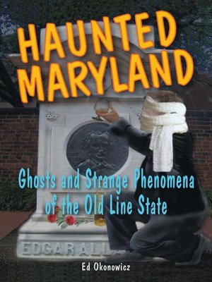 cover image of Haunted Maryland