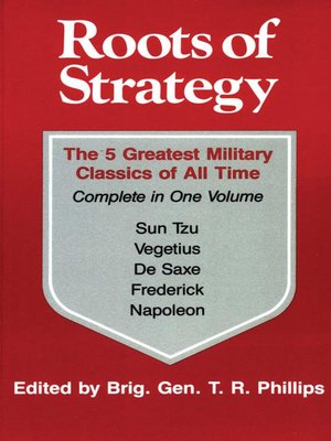 cover image of Roots of Strategy, Book 1