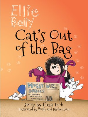 cover image of Cat's Out of the Bag