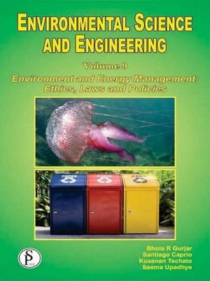 cover image of Environmental Science and Engineering (Environment and Energy Management