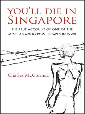 cover image of You'll Die in Singapore